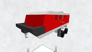 Luxor LST  8x8 tralier RV
