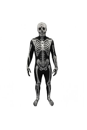 Morphsuit, Day of the Dead