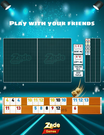 101  Okey Zade Games 1.0.4 screenshots 1