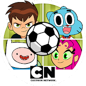 8.  Toon Cup 2018 - Cartoon Network's Football Game