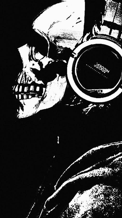 punk skull hd screenshot - photo #9