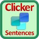Image result for Clicker Sentences     app