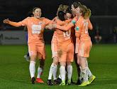 Avant la Ligue des Champions féminines, Anderlecht s'impose contre le PSV