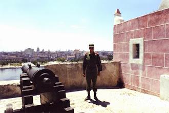 Photo: #024-La Havane-Vue de la forteresse San Carlos de la Cabana