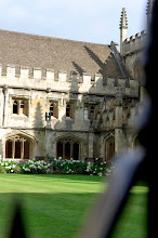 Photo: Magdalen College, Oxford.