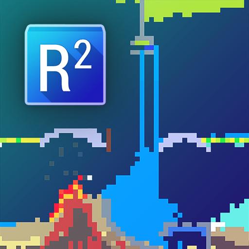 ReactionLab 2 - Particle Sandbox Icon