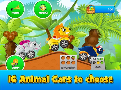 Animal Cars Kids Racing Game 1.5.0 screenshots 7