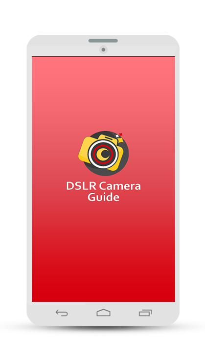 DSLR Photography Guide- screenshot