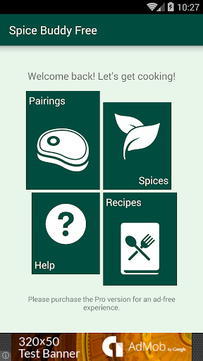 Spice Buddy Free - Cooking App