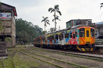 Photo: 平溪線小火車