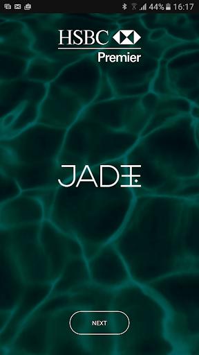 Jade by HSBC Premier screenshot