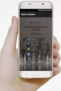 Bolivia Radios Free - náhled