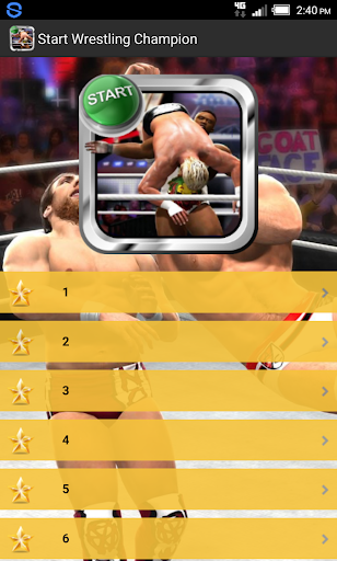 Start Wrestling Champion
