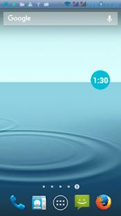 Floating Timer - náhled