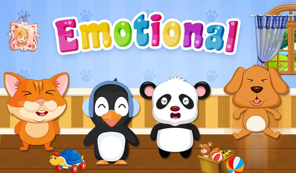 Kids Playful Emotional Growth- screenshot
