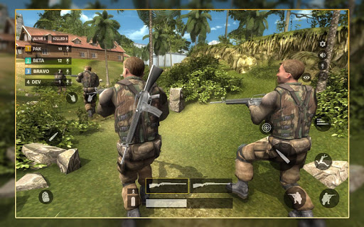 Pacific Jungle Assault Arena 1.1.6 screenshots 2