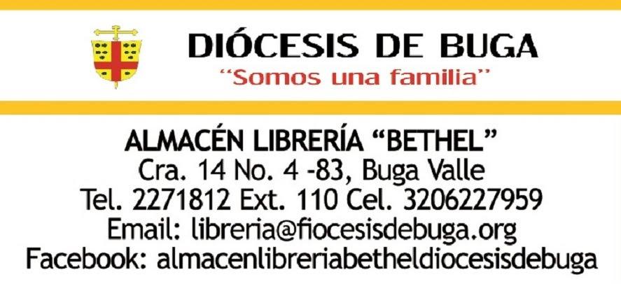 """12128-Almacen-Libreria-""""Bethel""""-BUGA"""