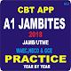A1 Jambites (Jamb UTME 2018, WAEC, CBT APP) (app)