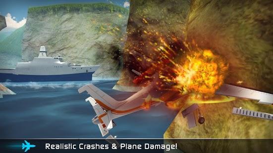 Flight Simulator Free screenshot