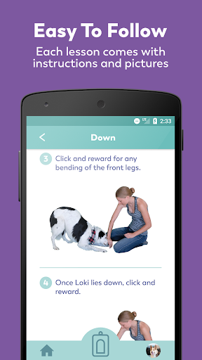 Puppr - Dog Training & Tricks 2.0.2 screenshots 1