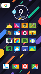 Olix - Icon Pack APK screenshot thumbnail 5