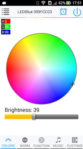 Bluetooth Smart Light