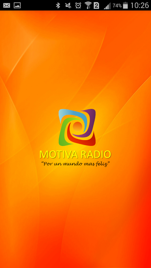 Motiva Radio- screenshot