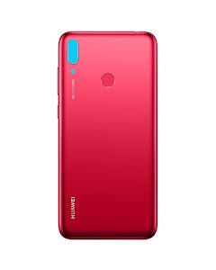 Y9 2019 Backcover - Coral Red