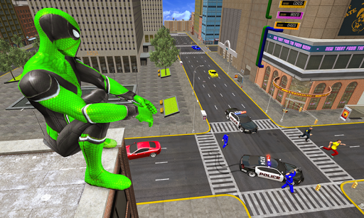 Frog Ninja Hero Gangster Vegas Superhero Games 1.1 screenshots 4