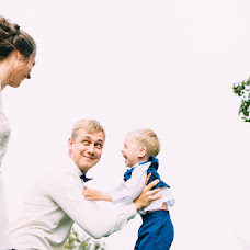 Свадебный фотограф Оксана Галахова (galakhovaphoto). Фотография от 24.02.2017