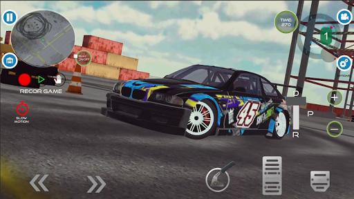 GTR Drift Simulator screenshot 9