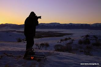 Photo: Фотосъемка до восхода солнца