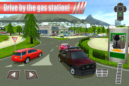 Gas Station: Car Parking Sim  screenshots 1
