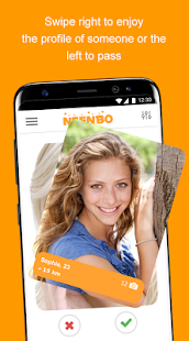 Neenbo - chat, dating and meeting - náhled
