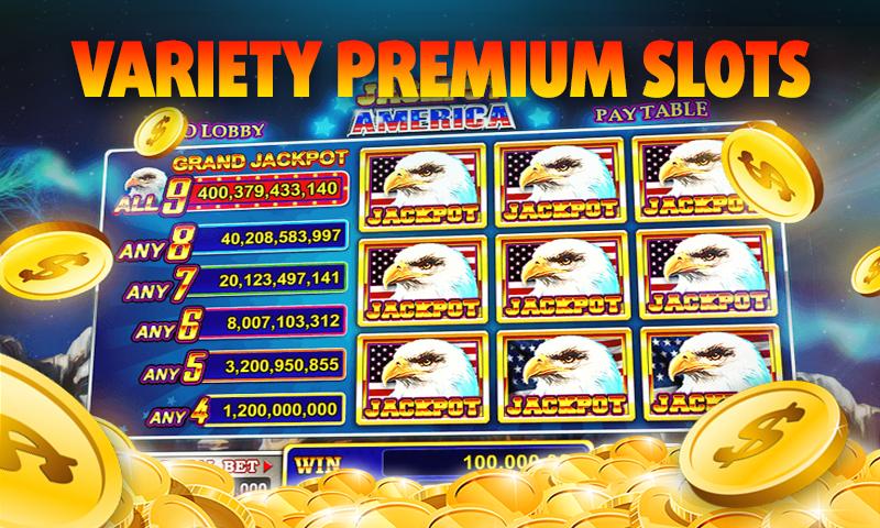 free real casino slot machine