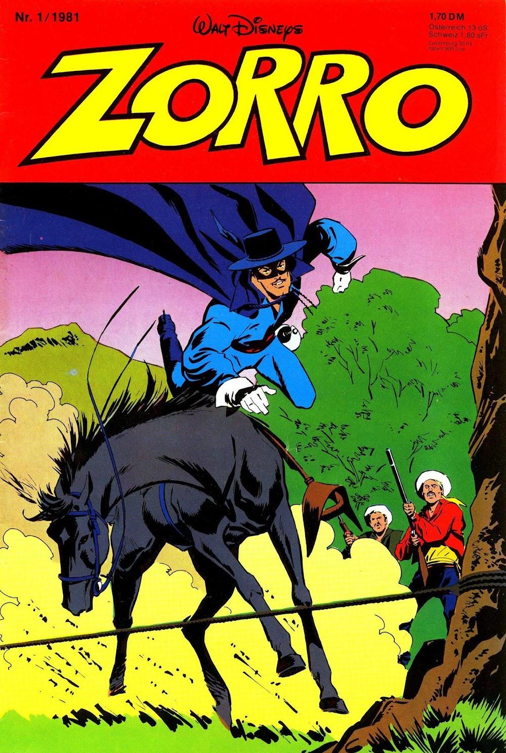 Zorro (1981)