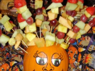 Halloween Party Pumpkin Recipe