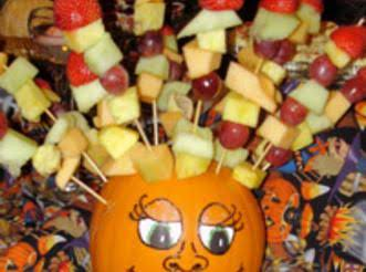 Halloween Party Pumpkin Recipe