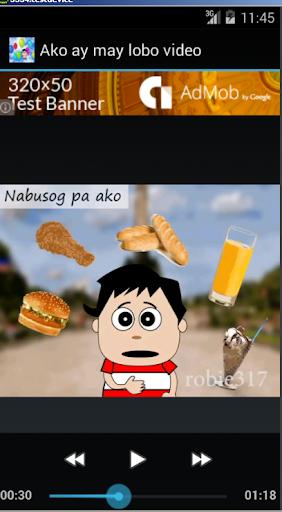 Philippines Ako ay may Lobo