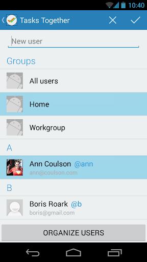 Tasks Together screenshot 6