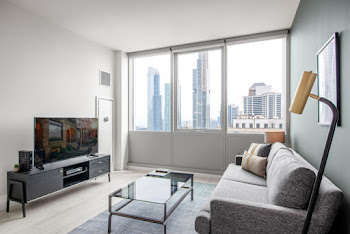 South Michigan Avenue # 2606 Serviced Apartment, Southloop