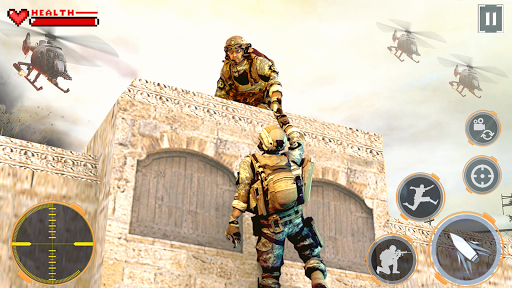 Impossible Commando Shooter Fps Fury screenshots 7