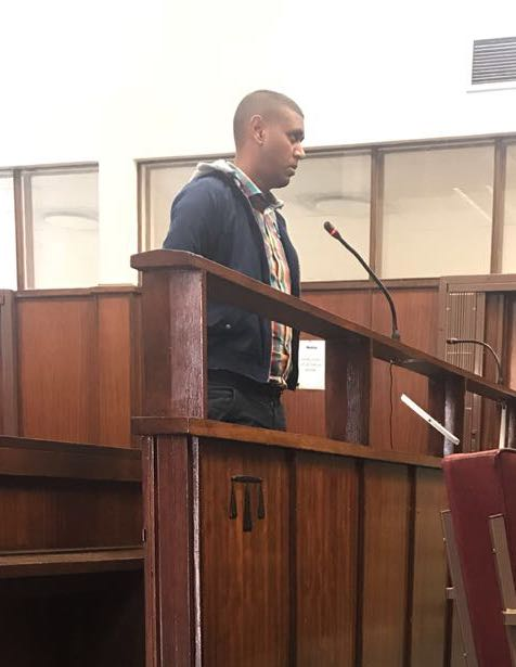 Constable Mohamed Zaine, of the Sydenham police station, made a brief appearance in the Durban Magistrate's court on Thursday