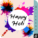 Holi Sticker and quotes : Best WAStickers App icon