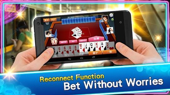 神來也撲克Poker – Big2, Sevens, Landlord, Chinese Poker 3