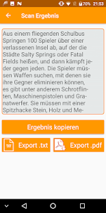 App Text aus Bild scannen Textscanner - Photext OCR APK for Windows Phone