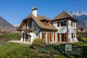 propriété à Menthon-Saint-Bernard (74)