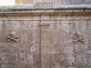 Photo: Etapa 14. Iglesia de Santo Domingo. Castrojeriz
