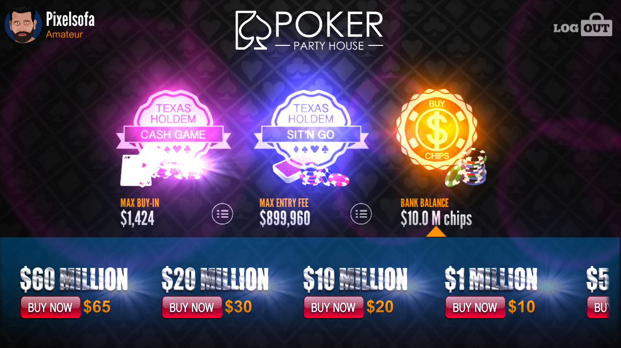 Party poker app android download