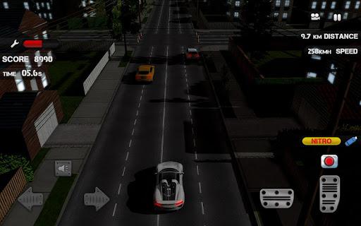 Race the Traffic Nitro android2mod screenshots 5